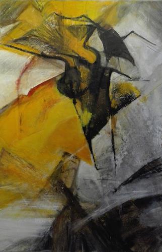 ElisabethFISCHER, O.T., Abstraktes, Abstraktes, Abstrakte Kunst