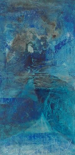 ElisabethFISCHER, O.T., Abstraktes, Abstrakte Kunst
