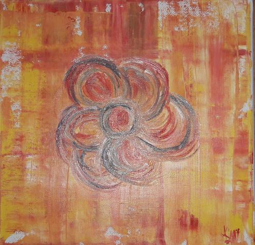 andersARTig, O/T, Abstraktes, Pflanzen, Abstrakte Kunst