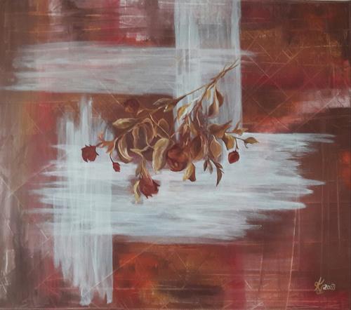 andersARTig, O/T, Pflanzen, Abstraktes, Abstrakte Kunst