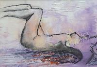 Andrea-Titscherlein-Akt-Erotik-Akt-Frau-Menschen-Frau-Moderne-Konkrete-Kunst