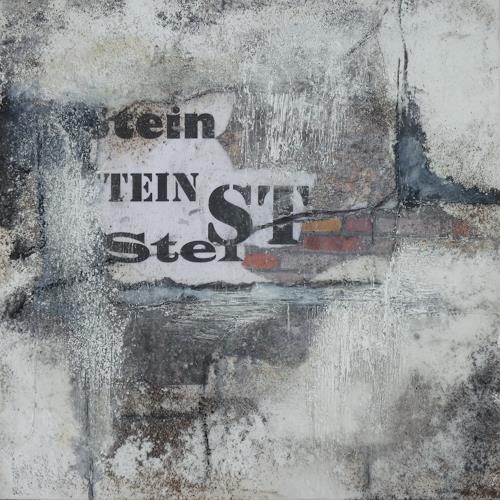 Andrea Titscherlein, Stein, Abstraktes, Diverse Landschaften, Abstrakte Kunst