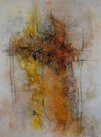 Andrea-Titscherlein-Abstraktes-Diverse-Menschen-Moderne-Abstrakte-Kunst-Informel