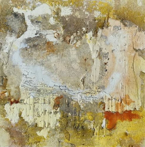 Andrea Titscherlein, ein wenig Glück, Abstraktes, Natur: Diverse, Abstrakte Kunst