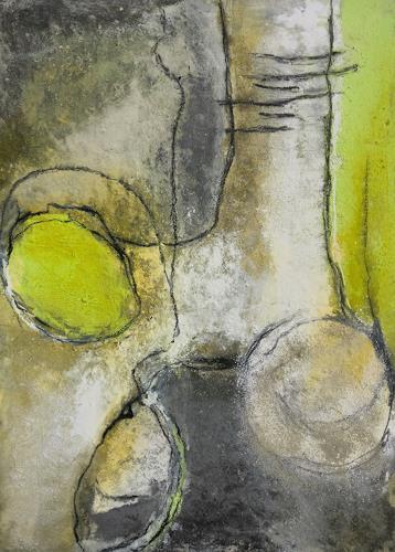 Andrea Titscherlein, es keimt, Diverse Pflanzen, Gegenwartskunst
