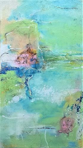 Andrea Titscherlein, Juli, Natur: Diverse, Abstrakte Kunst