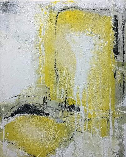 Andrea Titscherlein, Juli, Abstraktes, Informel
