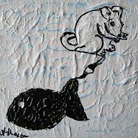 Andrea-Kasper-Tiere-Fantasie-Moderne-Minimal-Art