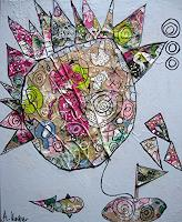 Andrea Kasper, Fisch mit Blume