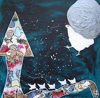 Andrea-Kasper-Skurril-Fantasie-Gegenwartskunst-Land-Art
