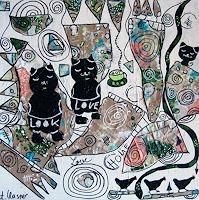 Andrea-Kasper-Abstraktes-Tiere-Gegenwartskunst-New-Image-Painting