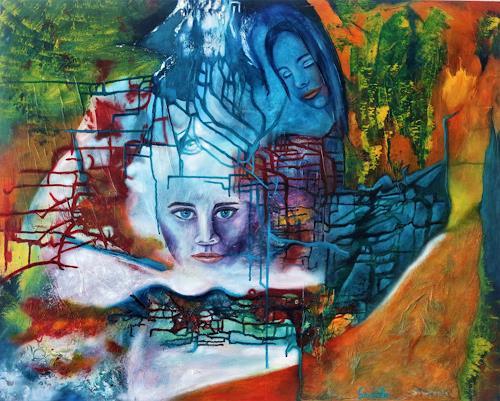 Beatrice Gugliotta, Verbundenheit, Menschen, Mythologie, Moderne