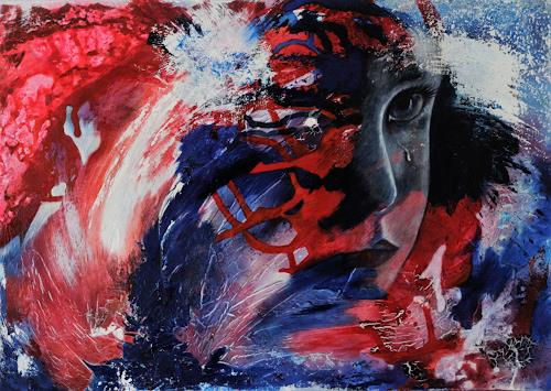 Beatrice Gugliotta, Traurig, Menschen, Abstraktes, Moderne