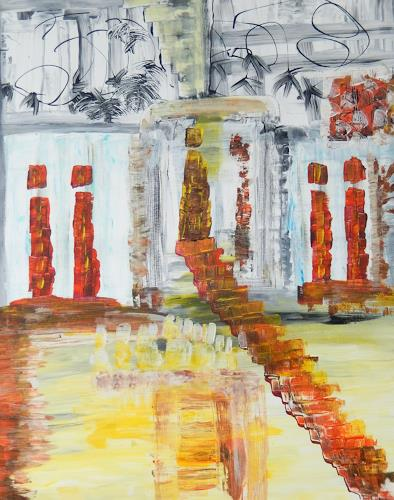 BRIGITTE, LEBEN, Menschen, Mythologie, Abstrakte Kunst