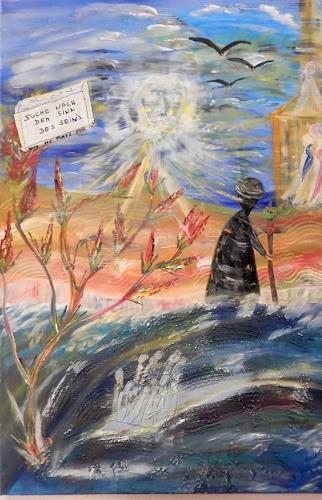 BRIGITTE, LIEBE GLAUBE HOFFNUNG, Landschaft, Menschen, Abstrakte Kunst
