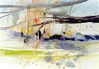 Claudia-Jung-Landschaft-Herbst-Gegenwartskunst-Gegenwartskunst