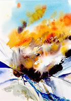 Claudia-Jung-Landschaft-Herbst-Moderne-expressiver-Realismus