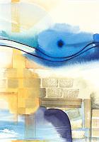 Claudia-Jung-Situationen-Landschaft-See-Meer-Gegenwartskunst-Gegenwartskunst