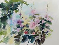 Claudia Jung, Verzauberter Garten