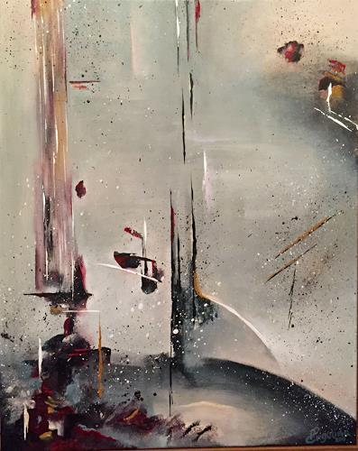 Angelina Casadei, Mystery, Abstraktes, Diverses, Abstrakte Kunst, Expressionismus