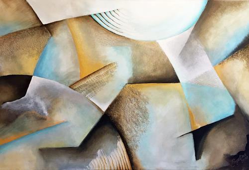 Angelina Casadei, Labyrinth, Fantasie, Symbol, Art Déco
