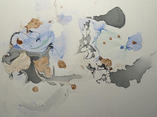 marsand-art, Breathe, Abstraktes, Fantasie, Minimal Art, Expressionismus