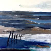 Susanne-Reske-Landschaft-See-Meer-Moderne-Abstrakte-Kunst