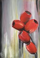 B. C. Davila, Hagebutten ( rose hip)