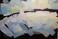 Hedwig-Oeldig-Landschaft-Landschaft-Winter-Moderne-Abstrakte-Kunst