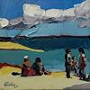 H. Oeldig, Strand auf Fuerteventura