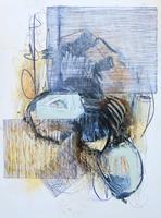Angela-Fusenig-1-Abstraktes-Abstraktes-Moderne-Abstrakte-Kunst-Informel