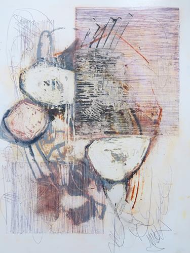 Angela Fusenig, O.T., Abstraktes, Diverses, Informel