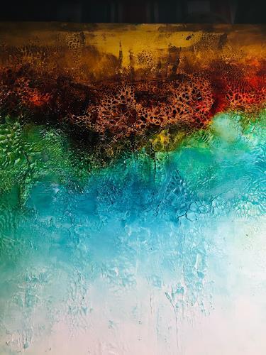 CaymanArt, O/T, Natur, Abstrakte Kunst, Expressionismus