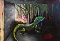 Claudia-Erbelding-Tiere-Land-Pflanzen-Baeume-Gegenwartskunst-Postsurrealismus