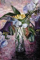 Claudia-Erbelding-Pflanzen-Blumen-Moderne-Impressionismus-Postimpressionismus