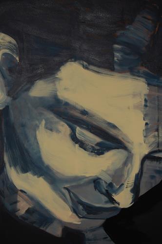 Claudia Erbelding, SEV, Menschen: Gesichter, expressiver Realismus, Expressionismus