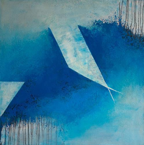 Maria Svatos, o. T.,04/20, Abstraktes, Fantasie, Gegenwartskunst