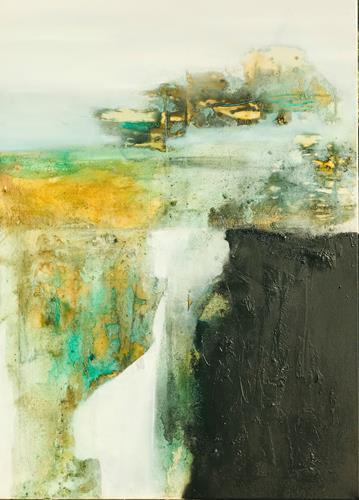Nicole Glück, Nordstory, Landschaft, Landschaft, Abstrakte Kunst