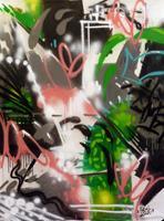 Andreas-Zeug-Abstraktes-Dekoratives-Moderne-Abstrakte-Kunst-Action-Painting