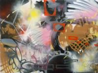 Andreas Zeug, Graffuturism 2-2021