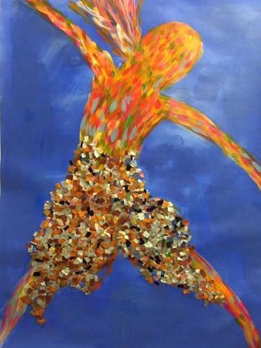Sibylle Frucht, What else art, Menschen: Frau, Bewegung, Gegenwartskunst