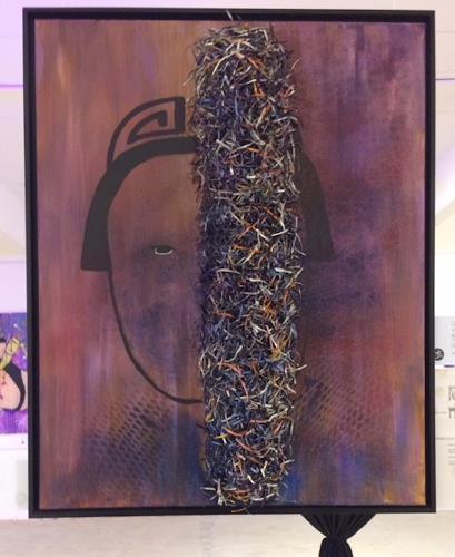 Sibylle Frucht, What else art, Menschen: Gesichter, Abstraktes, Gegenwartskunst