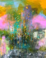 Sibylle-Frucht-Abstraktes-Fantasie-Moderne-Expressionismus
