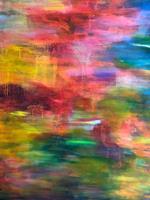 Sibylle-Frucht-Abstraktes-Abstraktes-Moderne-Abstrakte-Kunst-Action-Painting