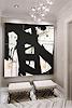 Sergio Anisimov, Black & White Abstract