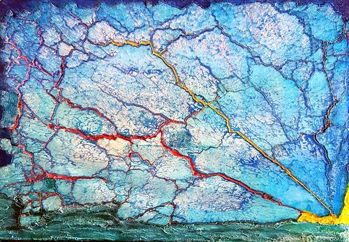 WWSt, Horizont, Abstraktes, Abstrakte Kunst