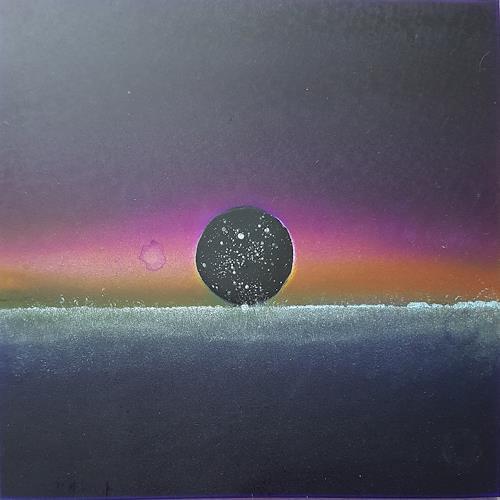WWSt, Lichter 1, Abstraktes, Abstrakte Kunst
