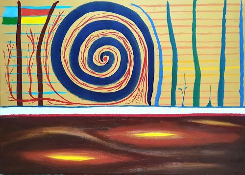 WWSt, Pluralität, Abstraktes, Abstrakte Kunst
