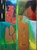 WWSt, Polarität 2, Abstraktes, Abstrakte Kunst, Abstrakter Expressionismus