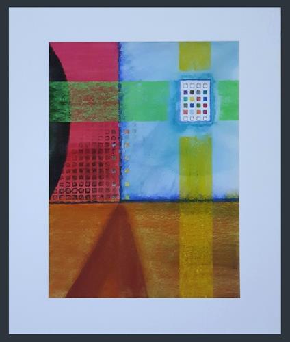 WWSt, Hexadezimal, Abstraktes, Abstrakte Kunst